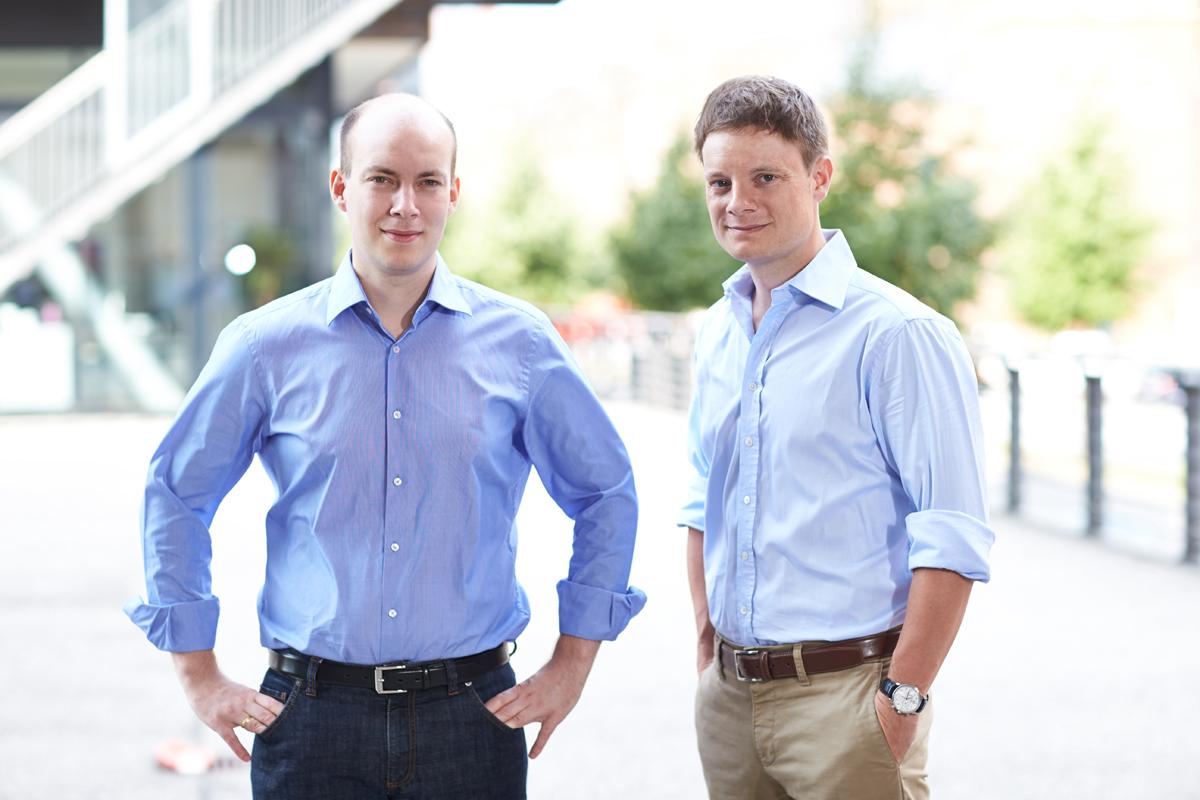 Sven Kramer & Sebastian Karger